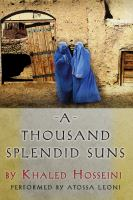 A thousand splendid suns (AUDIOBOOK)