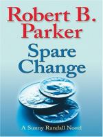 Spare change (LARGE PRINT)