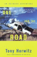 One for the road : an Outback adventure