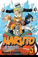 Naruto.  Vol. 5,  The challengers