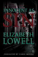 Innocent as sin (AUDIOBOOK)