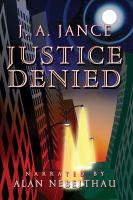 Justice denied (AUDIOBOOK)