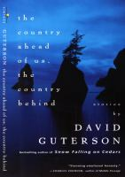 The country ahead of us, the country behind : stories