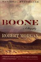 Boone : a biography