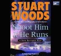 Shoot him if he runs (AUDIOBOOK)
