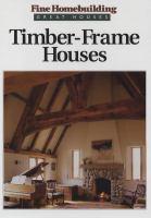 Timber-frame houses.