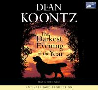 The darkest evening of the year (AUDIOBOOK)