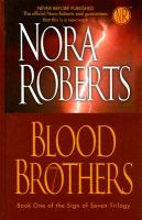 Blood brothers (Book one of the Sign of Seven trilogy) (LARGE PRINT)