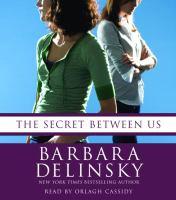 The secret between us (AUDIOBOOK)