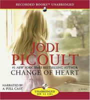 Change of heart (AUDIOBOOK)