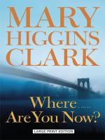 Where are you now? (LARGE PRINT)