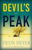 Devil's peak : a novel