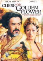 Curse of the golden flower  (DVD)
