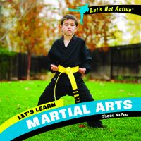 Let's learn martial arts