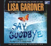 Say goodbye (AUDIOBOOK)