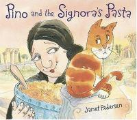 Pino and the Signora's pasta
