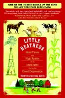 Little heathens : hard times and high spirits on an Iowa farm during the Great Depression
