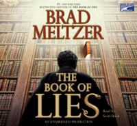 The book of lies (AUDIOBOOK)