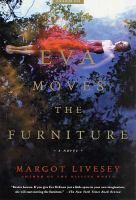 Eva moves the furniture