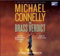 The brass verdict : [a novel] (AUDIOBOOK)