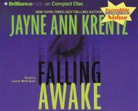 Falling awake (AUDIOBOOK)