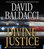 Divine justice (AUDIOBOOK)