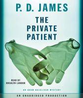 The private patient (AUDIOBOOK)