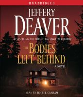 The bodies left behind : a novel (AUDIOBOOK)