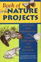 Book of nature projects