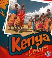 Kenya in colors