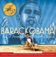 Barack Obama : son of promise, child of hope