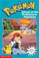 Attack of the prehistoric Pokemon