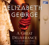 A great deliverance (AUDIOBOOK)