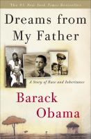 Dreams from my father : a story of race and inheritance