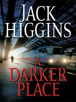 A darker place (LARGE PRINT)