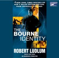 The Bourne identity (CD sound recording) (AUDIOBOOK)