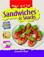Sandwiches and snacks
