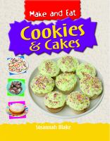 Cookies and cakes