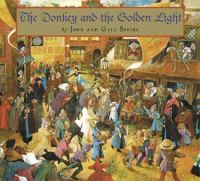 The donkey and the golden light