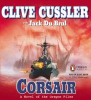 Corsair : a novel of the Oregon files (AUDIOBOOK)