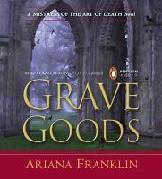 Grave goods (AUDIOBOOK)