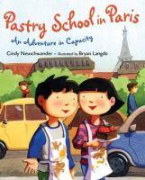 Pastry school in Paris : an adventure in capacity