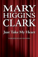 Just take my heart (AUDIOBOOK)