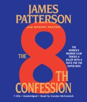 The 8th confession (AUDIOBOOK)