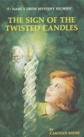 The sign of the twisted candles.