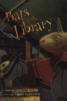 Bats at the library (sound recording)