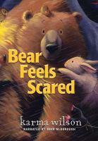 Bear feels scared (sound recording)