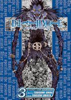 Death note  Vol. 3 : Hard run