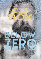 Below zero (AUDIOBOOK)