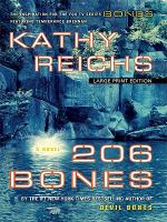 206 bones (LARGE PRINT)